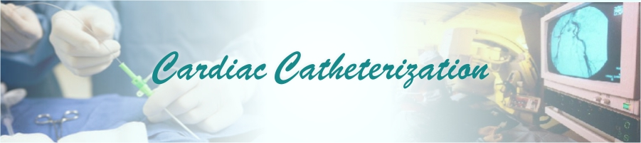 Cardiac Catheterization banner